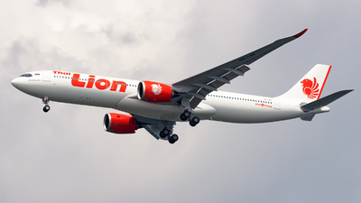 HS-LAK - Airbus A330-941 - Thai Lion Air