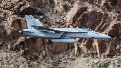 168923 - Boeing F/A-18E Super Hornet - United States - US Navy (USN)