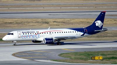 XA-IAC - Embraer 190-100IGW - Aeroméxico Connect