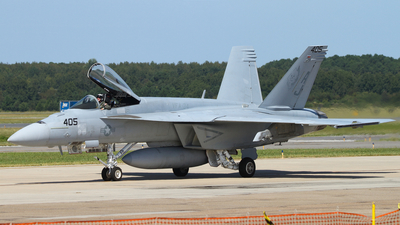 169645 - Boeing F/A-18E Super Hornet - United States - US Navy (USN)