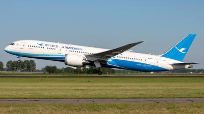 B-1566 - Boeing 787-9 Dreamliner - Xiamen Airlines