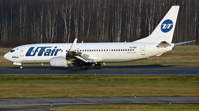 A picture of VQBQR - Boeing 7378GU - UTair - © Luba Ostrovskaya