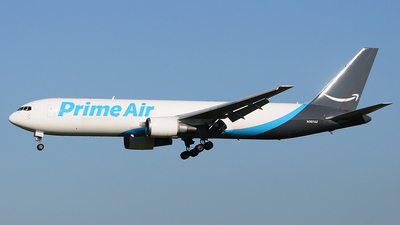 N307AZ - Boeing 767-338(ER) - Amazon Prime Air