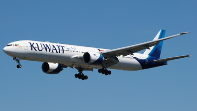 9K-AOL - Boeing 777-369ER - Kuwait Airways