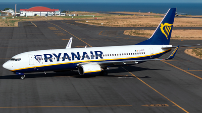 A picture of EIEST - Boeing 7378AS - Ryanair - © William Vignes