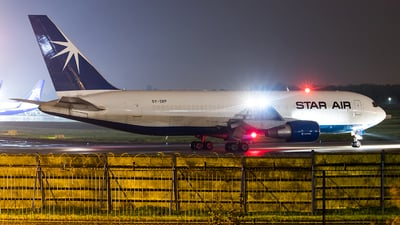 OY-SRP - Boeing 767-232(SF) - Star Air