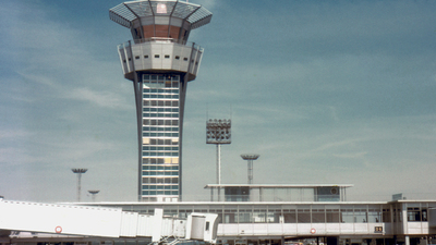 LFPO - Airport - Control Tower