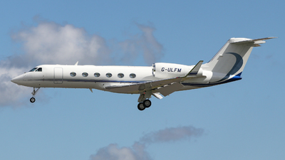 G-ULFM - Gulfstream G450 - Pen-Avia