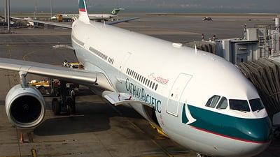 B-LBC - Airbus A330-343 - Cathay Pacific Airways