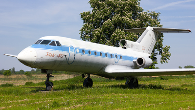 032 - Yakovlev Yak-40 - Poland - Air Force