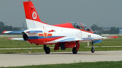 05 - NAMC/PAC K-8 Karakorum - China - Air Force