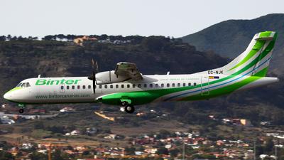 EC-NJK - ATR 72-212A(600) - Binter Canarias