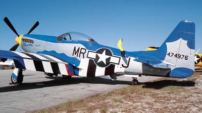 NV98582 - North American P-51D Mustang - Private