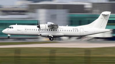 A picture of EIFSL - ATR 72600 - Stobart Air - © Enda Burke