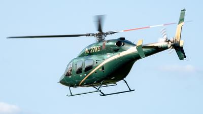 N727KS - Bell 429 Global Ranger - Private