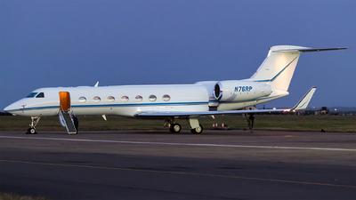 N76RP - Gulfstream G550 - Private