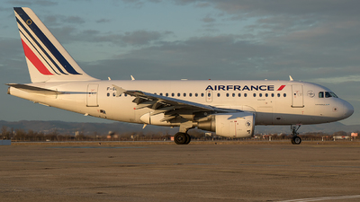A picture of FGUGI - Airbus A318111 - Air France - © Josip Markuz