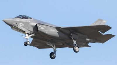 169702 - Lockheed Martin F-35C Lightning II - United States - US Navy (USN)