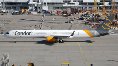 A picture of DABOG - Boeing 757330 - Condor - © Stefan Mayer