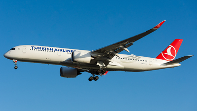 A picture of TCLGD - Airbus A350941 - Turkish Airlines - © Nek Aberia - Philippine Aviators