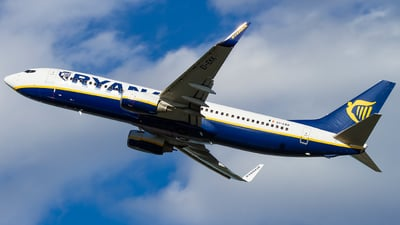 EI-EKK - Boeing 737-8AS - Ryanair