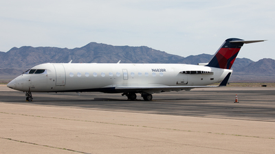 N683BR - Bombardier CRJ-200ER - Untitled