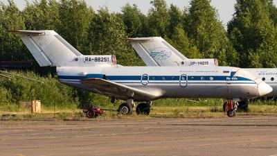 RA-88251 - Yakovlev Yak-40K - Vologodskie Airlines