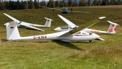 D-4364 - Schleicher ASK-21 - Rhoenflug Fulda