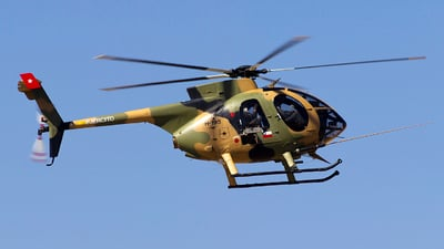 H-195 - McDonnell Douglas MD-530FF - Chile - Army
