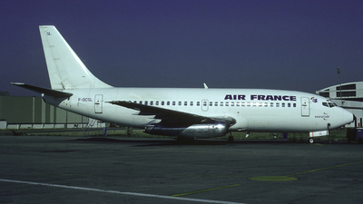 F-GCSL - Boeing 737-222 - Euralair International