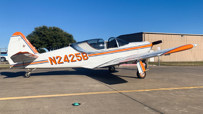 N2425B - Globe GC-1B Swift - Private