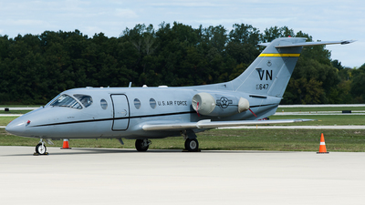 93-0647 - Beechcraft T-1A Jayhawk - United States - US Air Force (USAF)