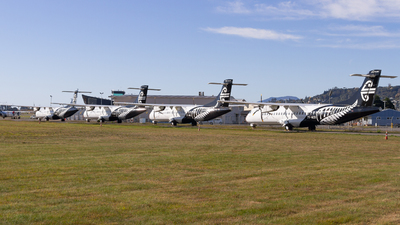 NZNS - Airport - Ramp