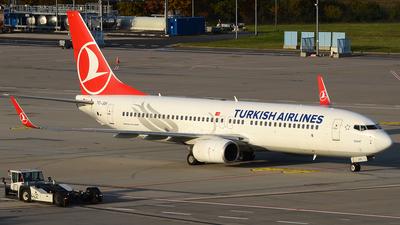 A picture of TCJGH - Boeing 7378F2 - [34406] - © Bjoern Huke