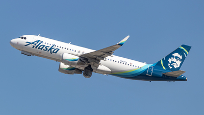 A picture of N364VA - Airbus A320214 - Alaska Airlines - © Issac