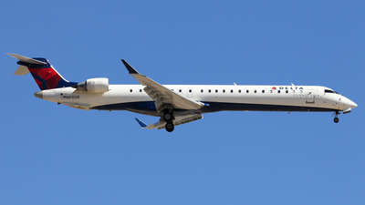 N815SK - Bombardier CRJ-900 - Delta Connection (SkyWest Airlines)