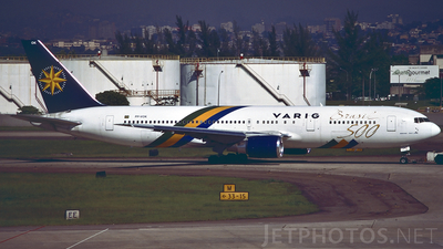 PP-VOK - Boeing 767-341(ER) - Varig