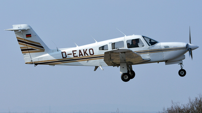 D-EAKO - Piper PA-28RT-201T Turbo Arrow IV - Private