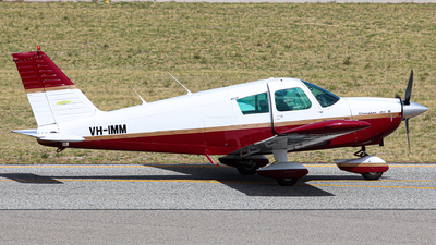 VH-IMM - Piper PA-28-235 Cherokee B - Private