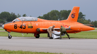 MM54168 - Aermacchi MB-326E - Italy - Air Force