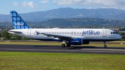 N587JB - Airbus A320-232 - jetBlue Airways