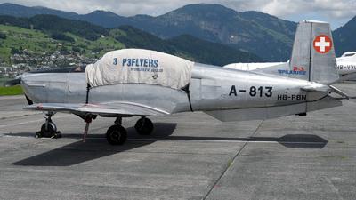 HB-RBN - Pilatus P-3-03 - Private