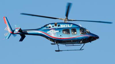 N431LF - Bell 429 - Life Flight Network