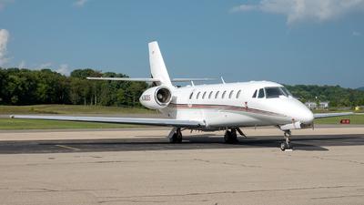 N382QS - Cessna 680 Citation Sovereign - NetJets Aviation