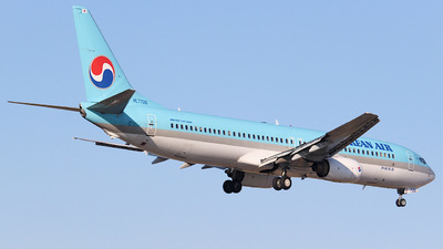 HL7726 - Boeing 737-9B5 - Korean Air