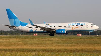 A picture of VQBTG - Boeing 7378FZ - Pobeda - © BizavMen