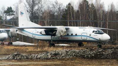 RA-47254 - Antonov An-24RV - Tomsk Avia
