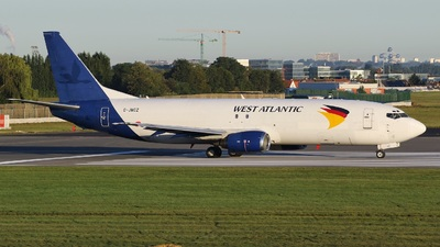 G-JMCZ - Boeing 737-4K5(SF) - West Atlantic Airlines