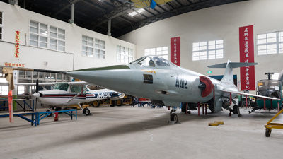 4412 - Lockheed F-104G Starfighter - Taiwan - Air Force