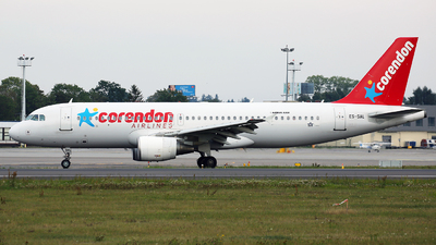 ES-SAL - Airbus A320-214 - Corendon Airlines